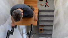 Montage von Tritt- & Setzstufen auf Stahl