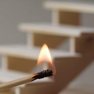Brandschutz-Begriffe für Treppen